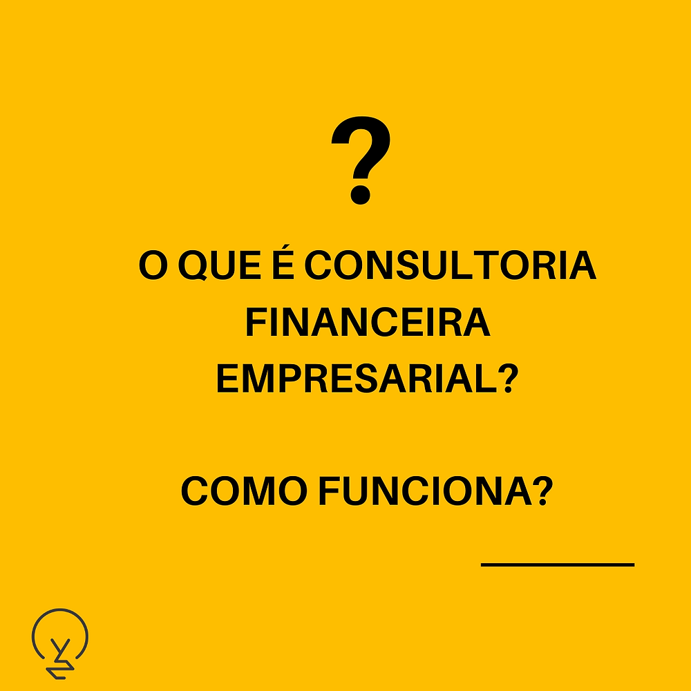 consultoria financeira, consultoria financeira empresarial, bpo financeiro