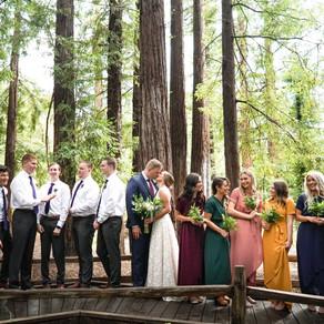 Cole & Mikayla - Downtown San Jose Wedding