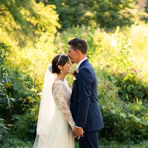 Will & Meghan - A late summer Catholic Wedding