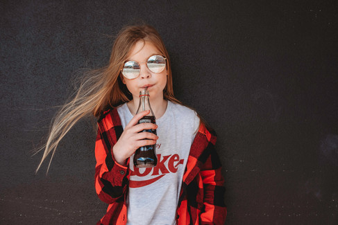 Coke by Miriam Hancock