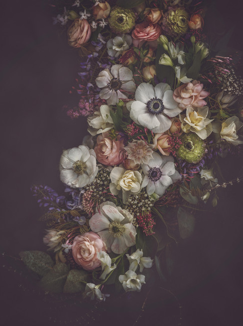 For the love of flowers by Marina de Wit