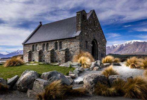 Church of the Good Shepherd by Raewyn Smith