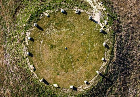 Mātai Whetu (a star compass) by Lachlan Morris