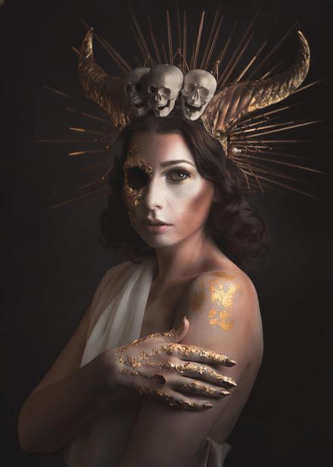 Skeleton Madonna (3) Charlotte Johnson