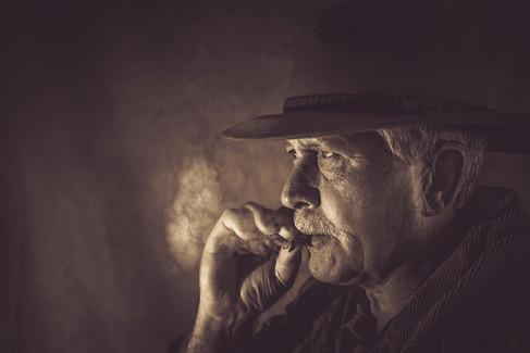Man without a Badge by Karen Moffatt-McLeod