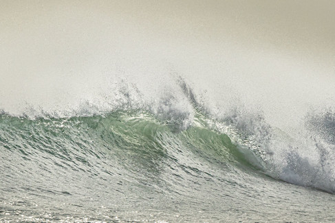 Sparkling Wave by Judy Stokes