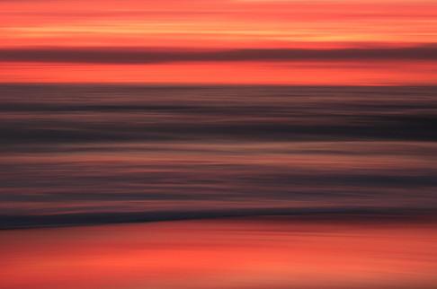 Sunset Bliss by Sandra Benson