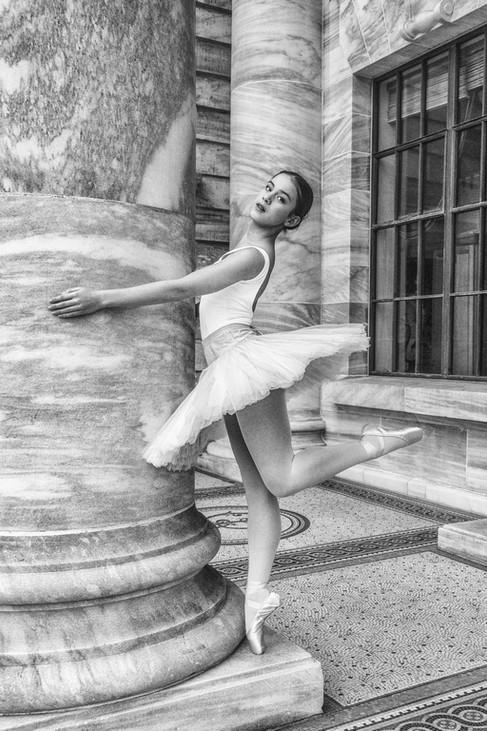 Tiny Dancer by Karen Moffatt-McLeod