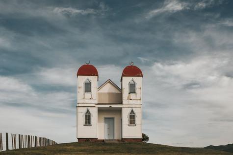 Ratana Church by Miriam Hancock
