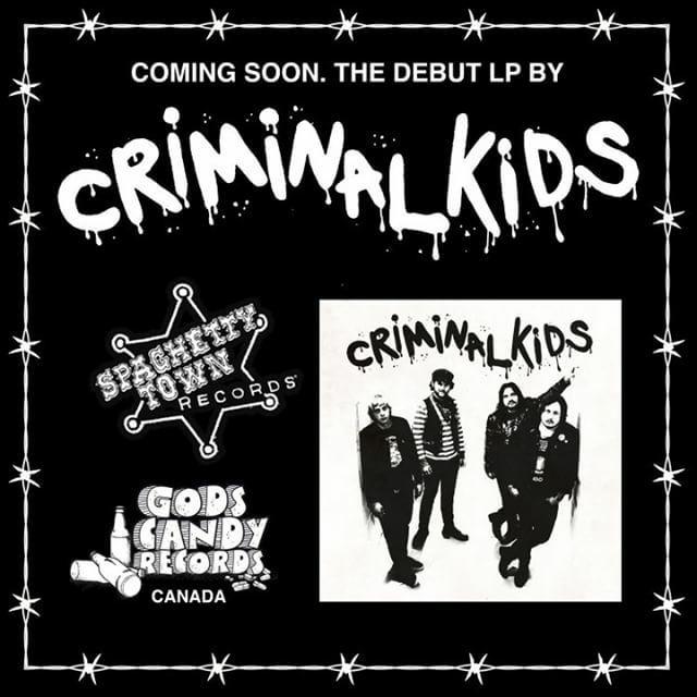 Criminal Kids!