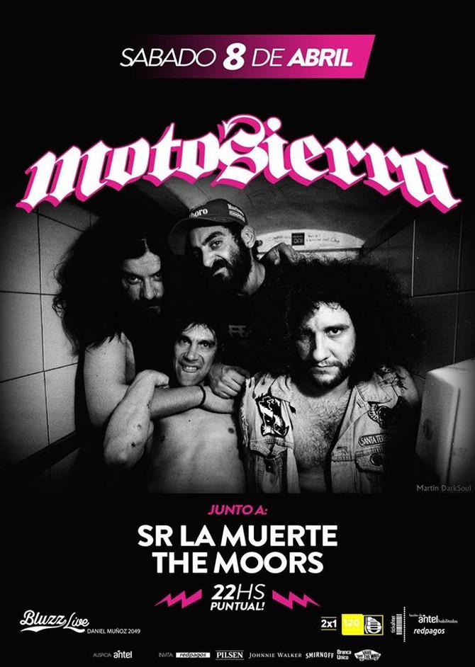Motosierra News!