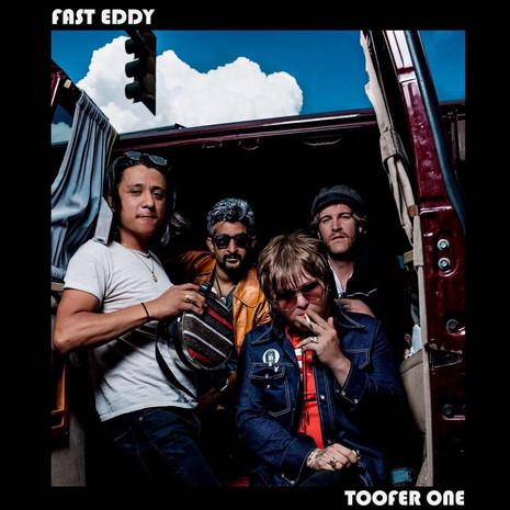 """Fast Eddy """"Toofer One"""" 7"""""""