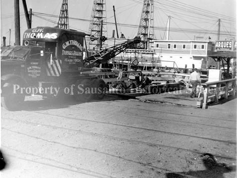 Arques Boat works pre-WW2