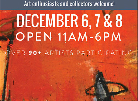 Join Our Marinship Artist Friends at ICB Studios Dec 6,7 and 8.