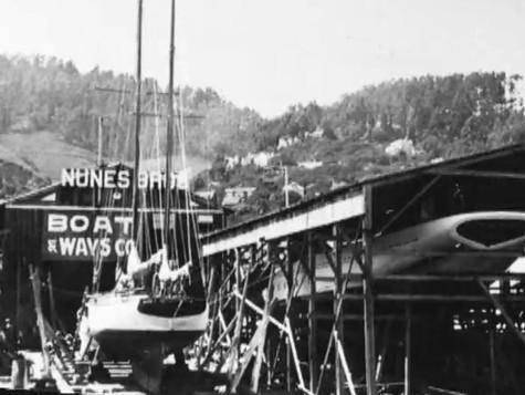 Nunes Bros. Boatworks 1925