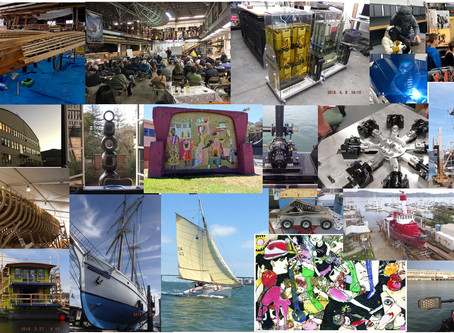 Marinship Community Meeting on Sept 7th was a resounding success!