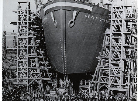 Part 3 of MarinPost.org blog about the Marinship