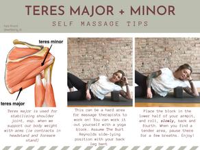 Well•Being Wednesday: Self Massage