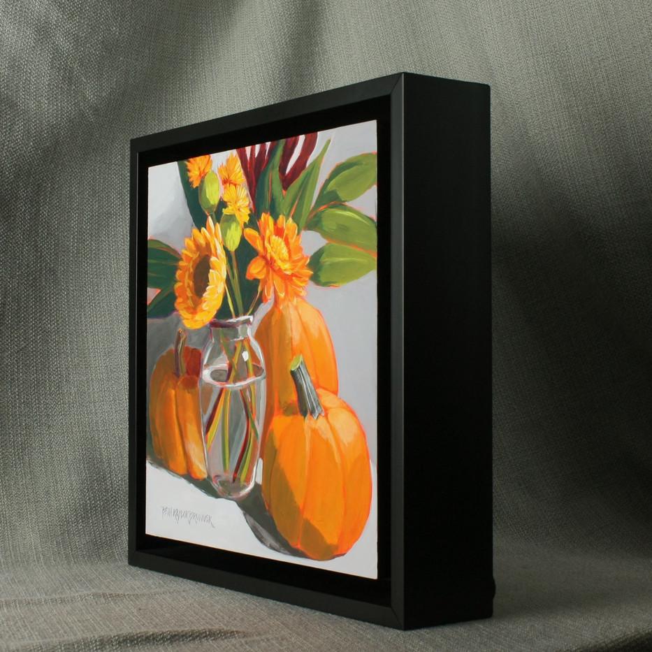 Sunflowers, Saffron & Pumpkins_2