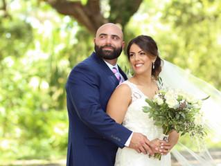 We started 2019 Awesome! Gorgeous Wedding at Flamingo Gardens