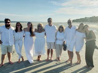 Beautiful Beach Portraits at Sea Pines Resort, Hilton Head Island, SC.