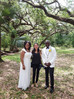 Intimate Wedding at Tree Tops Park in Davie, FL