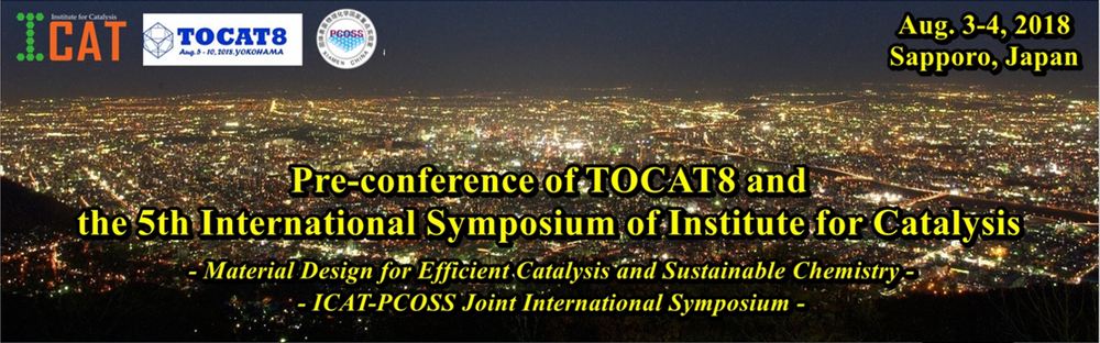 Pre-conference of TOCAT8 and the 5th International Symposium