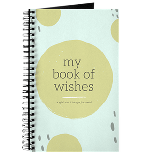 My Book Of Wishes Journal