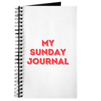 My Sunday Journal