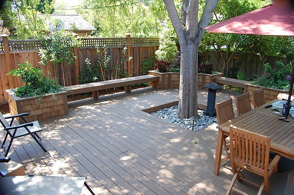 deck contractors los altos
