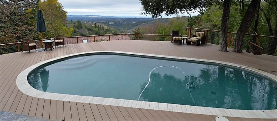 custom decks and arbors los altos hills