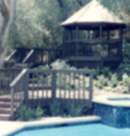 outdoor kitchens, gazebos, patio covers