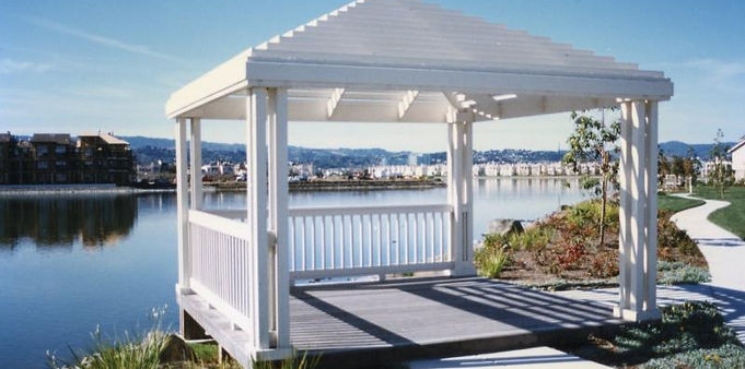 custom decks san jose, custom gazebo builders los altos