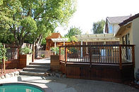 custom deck builders los altos