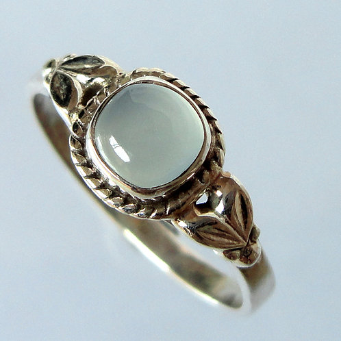 2152 Sterling Silver Tiny Rings