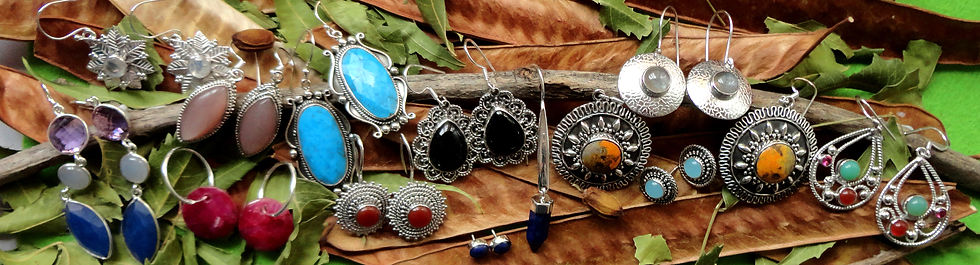 Manufacturer and Supplier of Sterling Silver Jewelry, Gemstones and Findings from India at Wholesale