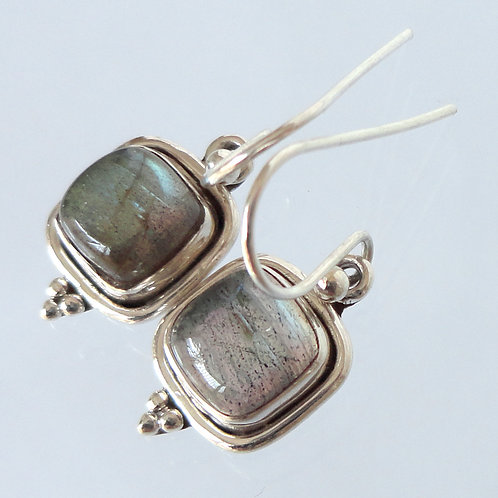 1035 Labradorite Handmade Earrings