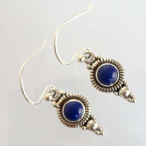 1044 925 Silver Earrings