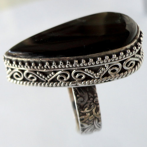 2023 Sterling Silver Handmade Ring