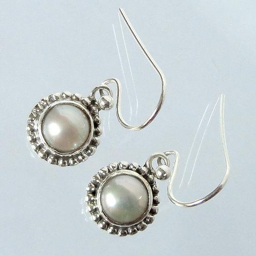 1046 925 Silver Pearl Jewelry