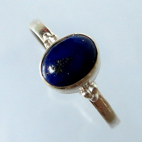2151 Minimalist Silver Gift Ring