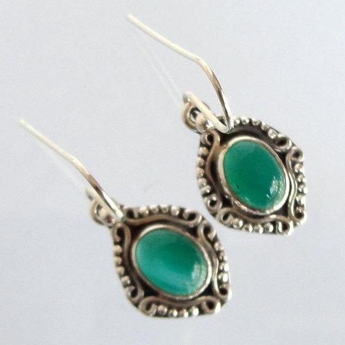 1045 Designer Sterling Silver Earrings