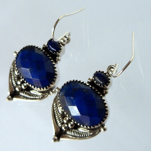 1002 Handcrafted Bohemian Earring