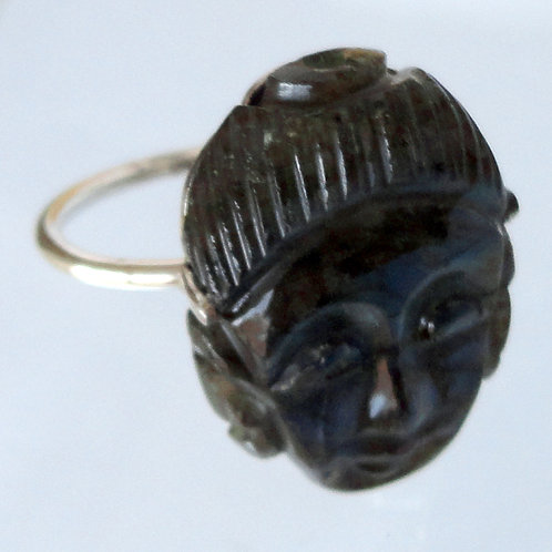 2047 Buddha Carving Jewelry