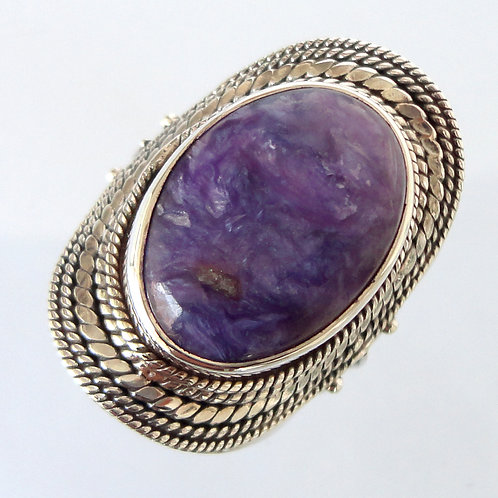 2028 Purple Gemstone Jewelry