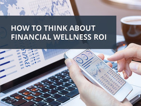 Financial Wellness: Are you On-board?
