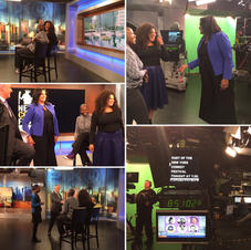 """PIX11 in NYC Interview: """"Sisters of Comedy"""" at the New York Comedy Festival"""