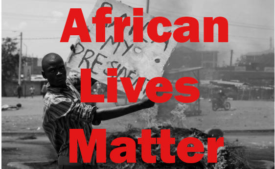 Huffpo OpEd: If Black Lives Don't Matter, African Lives Don't Exist