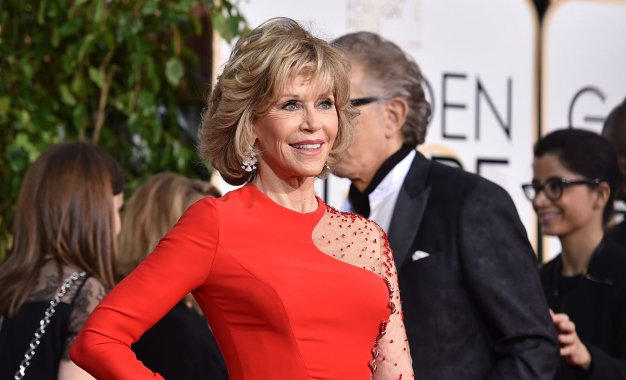 THR: Jane Fonda to Host Comedy Event for Women's Equality, ERA ft. producer Agunda Okeyo