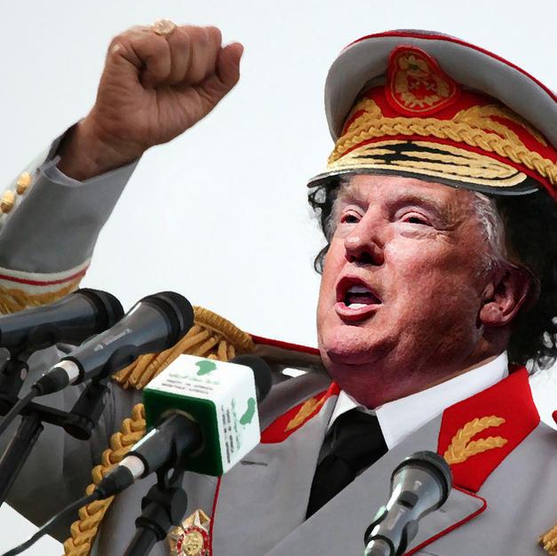 Okay Africa OpEd: American Dictator